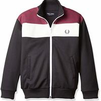 FRED PERRY 夹克衫 COLOUR BLOCK TRACK JACKET