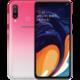 新色发售:SAMSUNG 三星 Galaxy A60元气版 6GB+128GB 桃桃汽汽色 1999元包邮