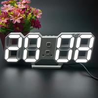 led电子钟  24*9.4cm