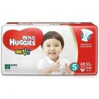 HUGGIES 好奇 魔法纸尿裤 XL50片