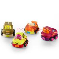 B.Toys 比乐 胶质滑行迷你回力车