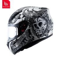 MT HELMETS MT-REVENGE 摩托车头盔男女通用 XXL码