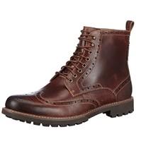 Clarks Montacute 203517907 男士馬丁靴