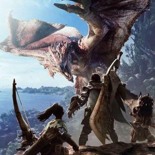 《怪物猎人 世界》PC数字版猛汉游戏