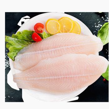 九善食 越南进口巴沙鱼 (1000g、3-4片装)
