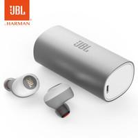 JBL C230TWS 真无线蓝牙耳机入耳式 白色 (白色、通用、入耳式)