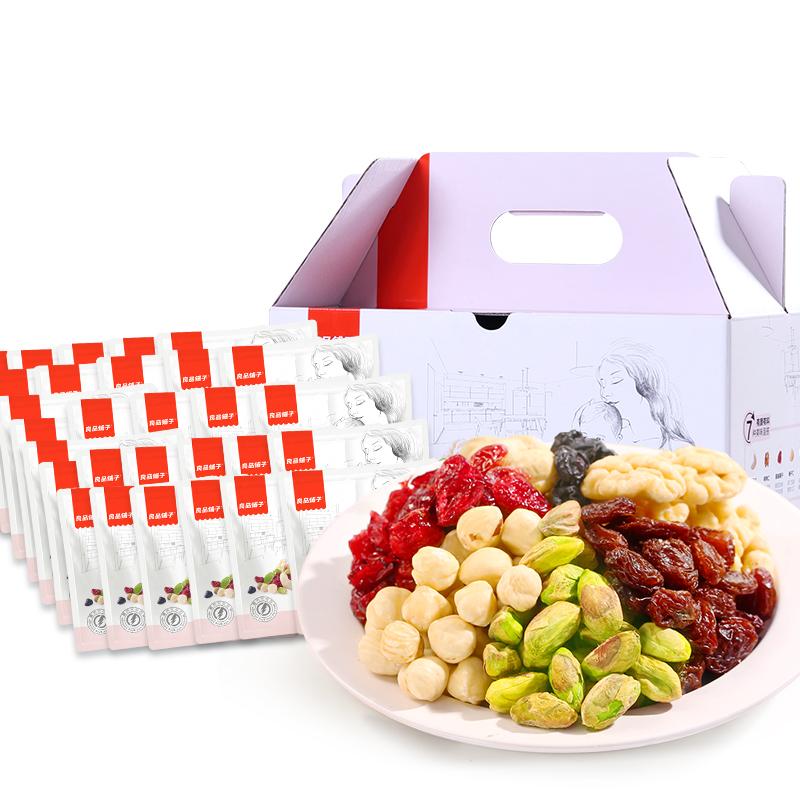 liangpinpuzi 良品铺子 综合果仁系列 每日坚果 家庭定制版