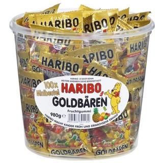 凑单品 : HARIBO 哈瑞宝 迷你小熊软糖 1桶