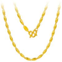 SUNFEEL 赛菲尔 XSA00074 赛菲尔 黄金项链金项链 8.99-9.1g 45cm