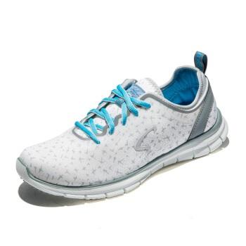 SATCHI 沙驰 休闲百搭布鞋面学生旅游鞋耐磨防滑鞋女鞋M70110 灰白色 38