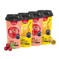 Sunity 生和堂 可吸龟苓膏 蔓越莓/百香果 230g*4杯