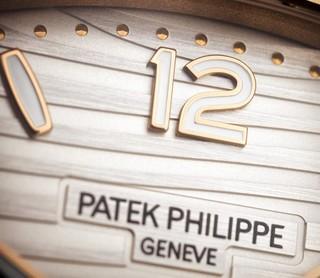 Patek Philippe 百达翡丽 NAUTILUS系列 7118/1R-001 女士自动机械表