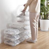 BELO 百露 塑料透明鞋盒 10个 *4件