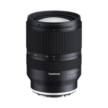 TAMRON 腾龙 A046 17-28mm f/2.8 Di III RXD 全画幅大光圈变焦镜头 (EF卡口、f/2.8、67mm、远摄变焦)