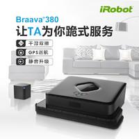 iRobot 艾罗伯特 擦地拖地机器人 (亮黑)