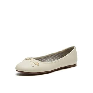 hotwind 热风 H07W9501 女士时尚单鞋 03米色 38