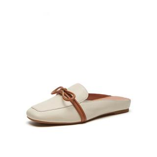 hotwind 热风 女士时尚单鞋 H33W9512 03米色 37