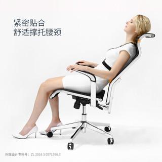 SIHOO 西昊 X1 人体工学电脑椅 (122cmx48cmx70cm、网布)