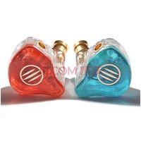 BGVP DS1 Pro监听耳机入耳式带麦动铁耳返耳机蓝牙运动 红蓝配