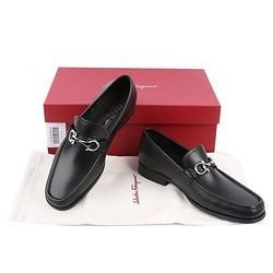Salvatore Ferragamo 菲拉格慕 CHRIS1 0686084 男士皮鞋