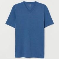 H&M HM0570003 男士V领T恤