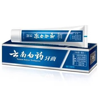 凑单品 : YUNNANBAIYAO 云南白药 留兰香型 牙膏 180g