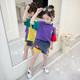 萌婴姿 女童短袖t恤 100-160cm *3件 24.9元包邮(需用券)