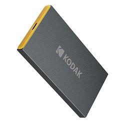 Kodak 柯达 X250 Type-c USB3.1 移动固态硬盘 960GB
