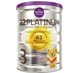 a2 艾尔 Platinum 白金版 婴幼儿奶粉 3段 900g 6罐装