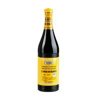 泰康黄牌 上海辣酱油 (630ml、瓶装)