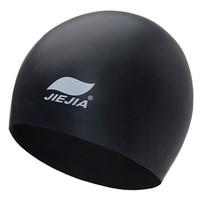 JIE JIA 捷佳 SC 硅胶舒适专业泳帽