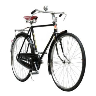 FOREVER 永久  PA17型 28寸轻磅复古自行车(需用券)