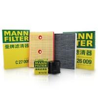 MANN 曼牌 C27009+w712/92+cuk26009 三滤套装