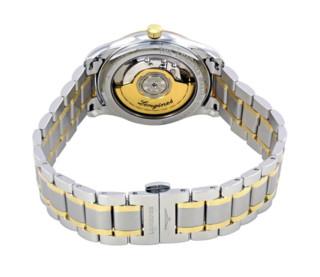 LONGINES 浪琴 名匠系列 L2.518.5.38.7 男士机械腕表