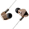 Final B1 耳机入耳式hifi动圈可换线发烧有线监听耳返 玫瑰金