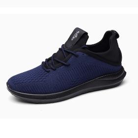 goldlion 金利来 男士时尚舒适透气轻质休闲鞋591820407RPQ-蓝色-40码