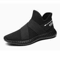 goldlion 金利来 男士休闲运动舒适透气男板鞋537820266APQ-黑色-43码