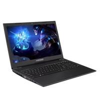 有券的上、历史低价 : HASEE 神舟 战神K670C-G6A1 15.6英寸笔记本电脑(i5-9400、8GB、512GB、MX250)