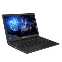 HASEE 神舟 战神K670C-G6A1 15.6英寸笔记本电脑(i5-9400、8GB、512GB、MX250)
