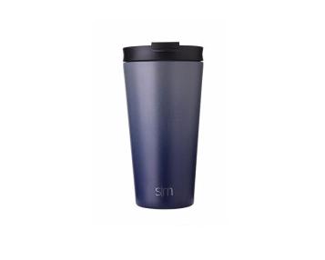 京东PLUS会员 : simple modern 双盖保温咖啡杯 480ml