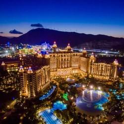 享入园专用通道!珠海长隆横琴湾酒店1晚+水世界+海洋王国门票