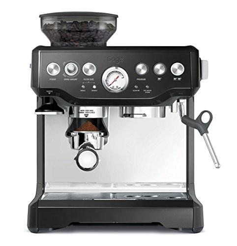 Sage The Barista系列 SES875BKS 半自动咖啡机
