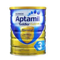 Aptamil 爱他美 金装 婴幼儿奶粉 3段  900g 3罐装