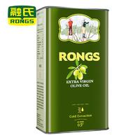 RONGS 融氏 特级初榨橄榄油 3L