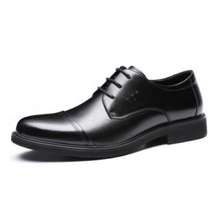 有券的上 : 红蜻蜓 商务时尚正装休闲皮鞋 WTA87721/22