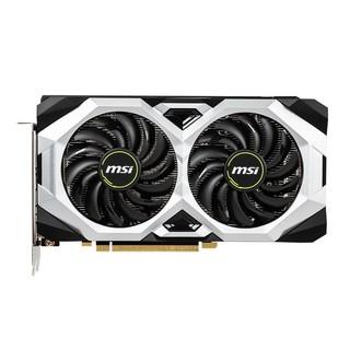 msi 微星 万图师 GeForce RTX 2060 SUPER VENTUS OC 8G 显卡