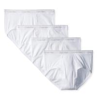 CALVIN KLEIN 卡尔文·克莱 U4000 男士全棉内裤 4条装 *2件