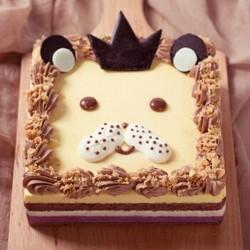 Best Cake 贝思客 星座生日蛋糕 狮子座 1磅