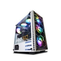 宁美国度 灵悦 组装台式主机(R5-2600、8GB、120GB、RX580)