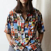 PLAYBOY×FREAK'S STORE 短袖衬衫